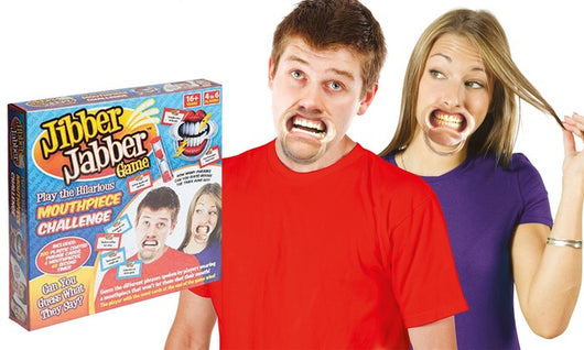 Jibber Jabber Party Game - Available only in UK - Shakespurr