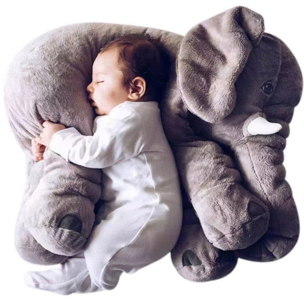 Elephant Pillow - Shakespurr