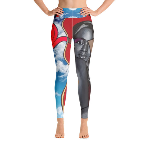 Forbidden - Yoga Leggings