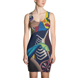 Gardening - Sublimation Cut & Sew Dress