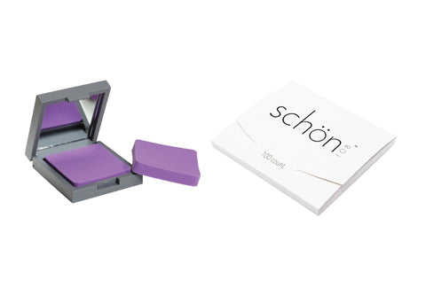 Blotting Papers and Spong Compact Combo