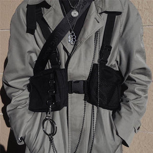 Tactical Harness Vest Bag - inspirexpress.com