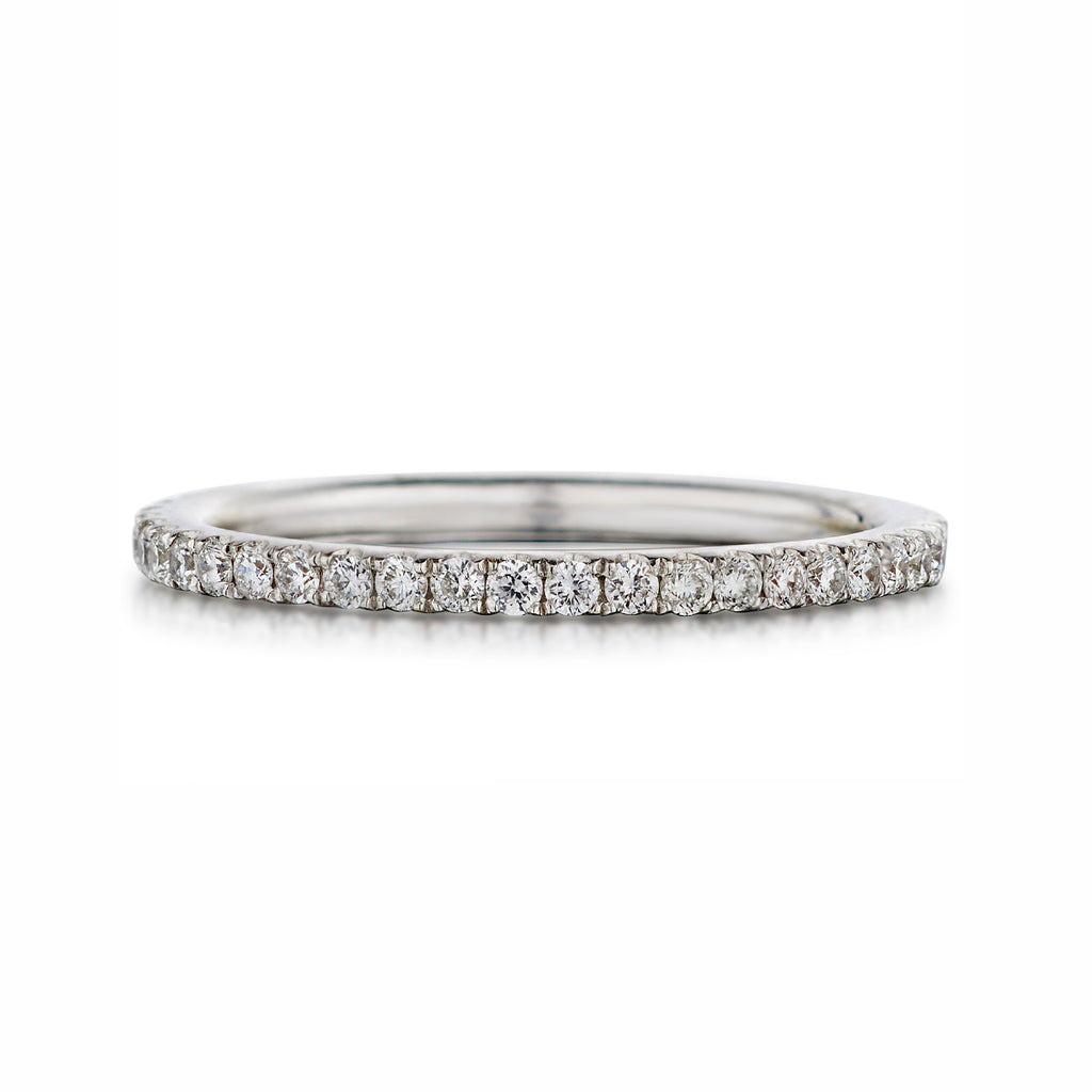 Micro Diamond Band