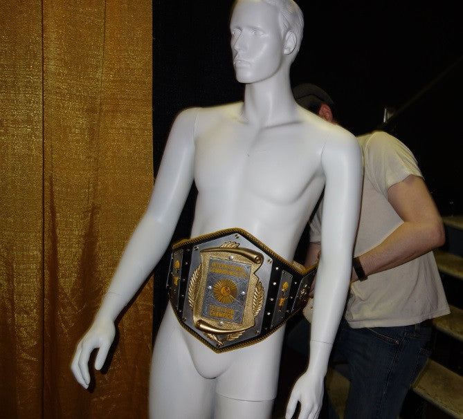 Mannequin Adds to Hogtown's Super Slam Wrestling Story