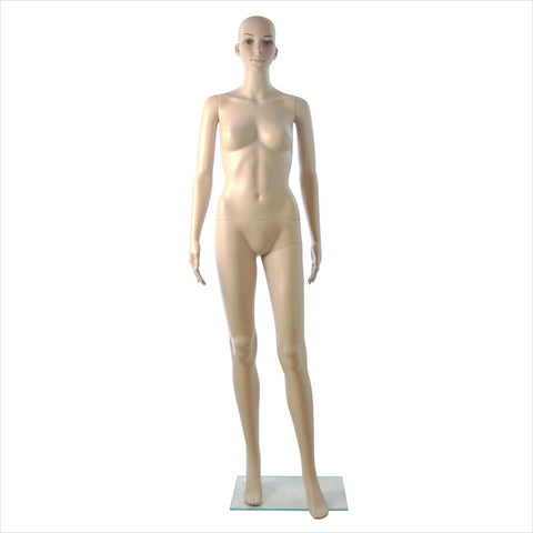 Female Mannequin with Arms by Side - F5X