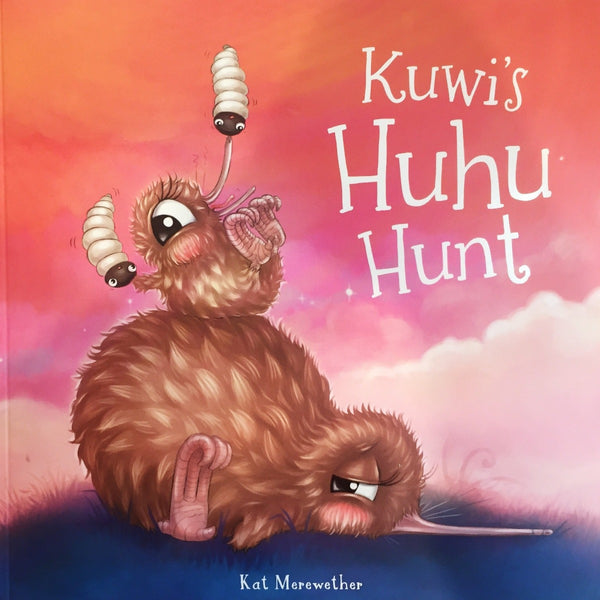 Kuwi's Huhu Hunt - with free kiwi