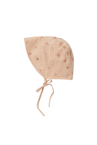 Blush Baby Bonnet