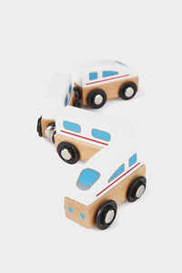 hape magnetic bullet train wooden