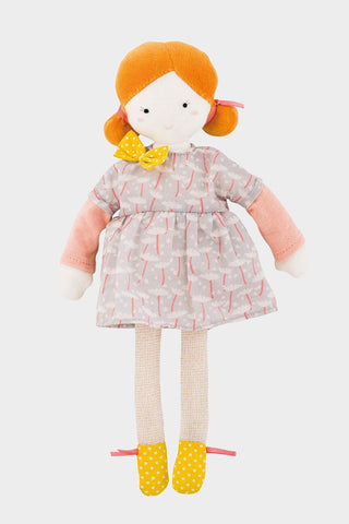 moulin roty les parisiennes doll blanche fashion