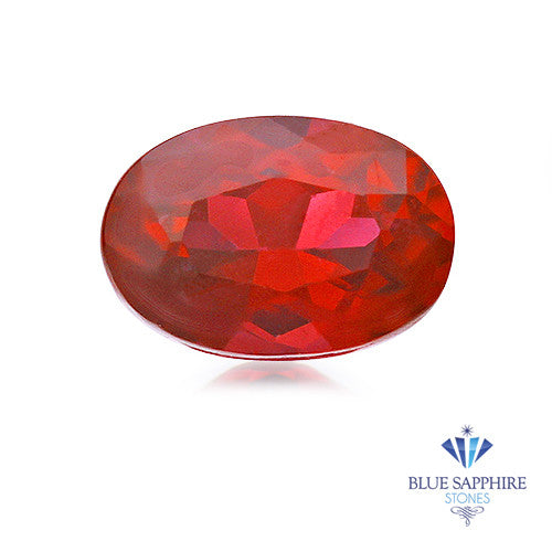 0.51 ct. Oval Ruby