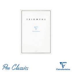 Clairefontaine Triomphe A5 Pad Lined