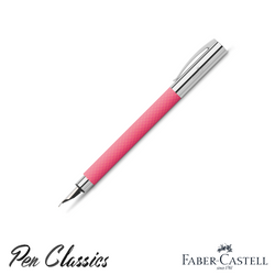 Faber-Castell Ambition Fountain Pen Op Art Pink Sunset