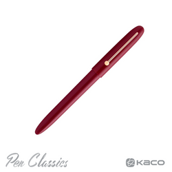 Kaco Retro Classic Red F Nib Capped
