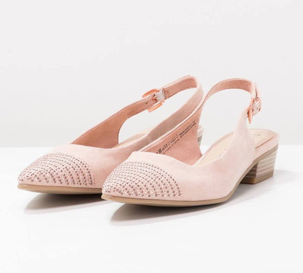 MARCO TOZZI Feel Me Pointed Flats