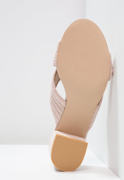 MTNG  Antil Nude Women Shoes Mules