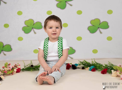 Kate St.Patrick's Day Backdrop for Photography designed by Jerry_Sina