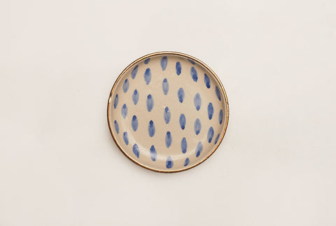 "Droplet Petite 4"" Plate"