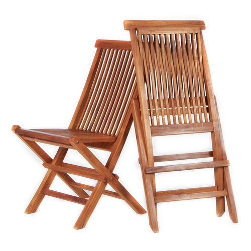 Folding Chairs 2/Pkg -  Outdoor - Magneta Brand
