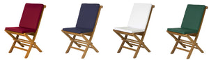 Folding Chair Cushion -  Outdoor - Magneta Brand