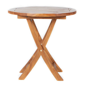Teak Side Table -  Outdoor - Magneta Brand