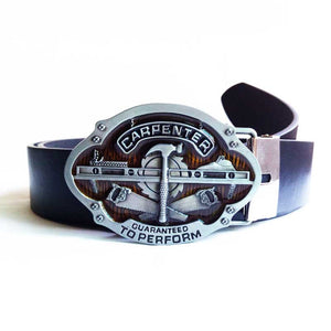Skillful Craft - Pride in the Trade - Stylish Carpenter Belt -   - Magneta Brand