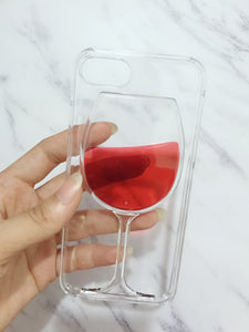 Wine Lovers Phone Case - Fun and Functional -   - Magneta Brand