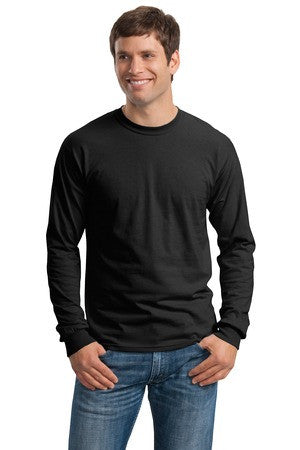 100% Cotton Long Sleeve Tee Closeout