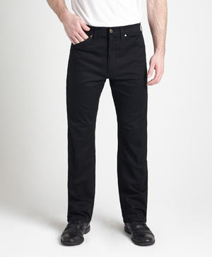 Grand River Lightweight Black Stretch Twill Pant
