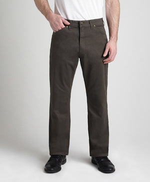 Grand River Lightweight Olive Stretch Twill Pant