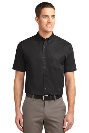 Port Authority Men's Short Sleeve Easy Care Shirt-1
