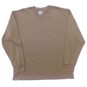 Sovereign USA 100% Cotton Long Sleeve Tee Closeout