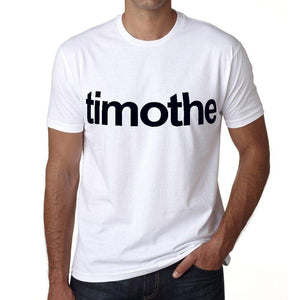 Timothe Mens Short Sleeve Round Neck T-Shirt 00050