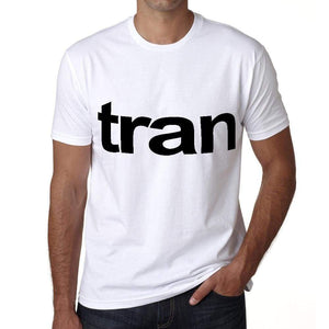 Tran Mens Short Sleeve Round Neck T-Shirt 00052