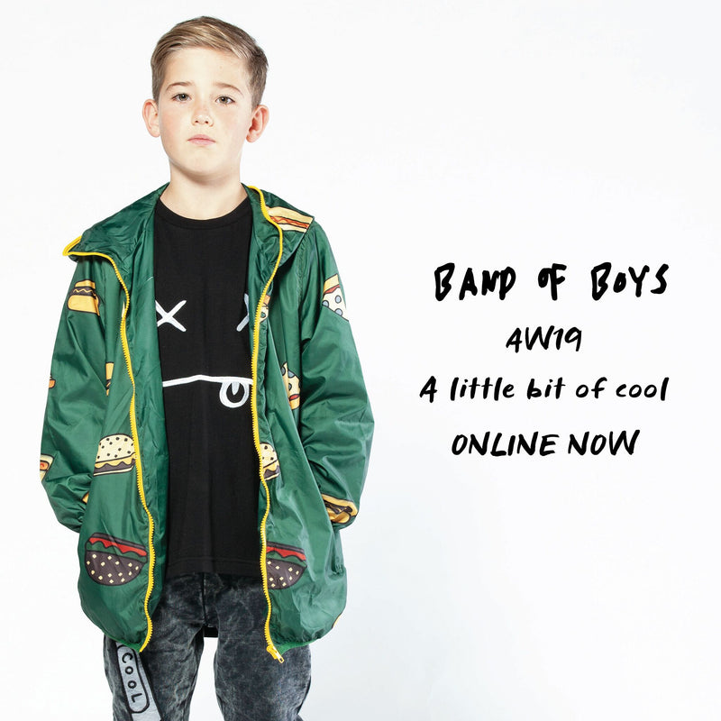 Band of Boys Australia stockist Afterpay