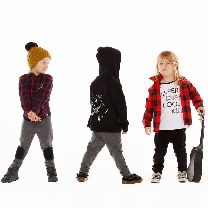 Little Lords - Stay Rad AW18 Collection