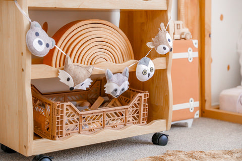 boys room storage idea and solutions