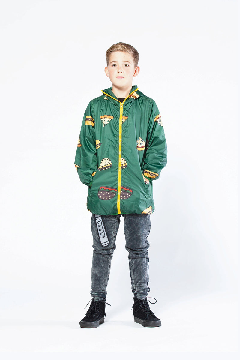 Takeout Rain Jacket - Threads for Boys