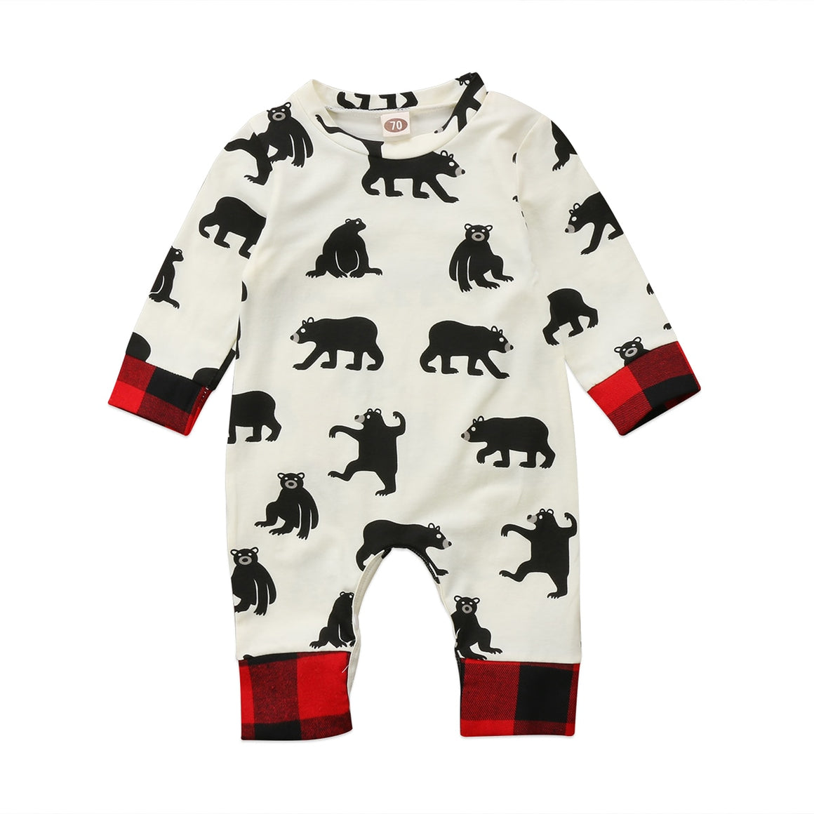 BEAR BUM Romper