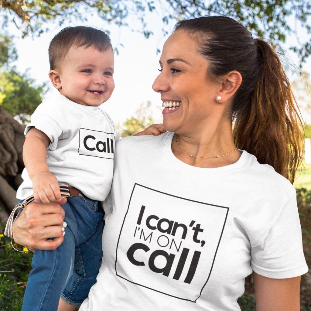 CALL Matching Infant Tee