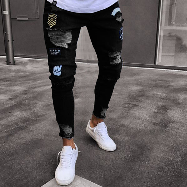 Ripped Jeans 3 colors
