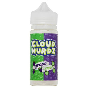Grape Apple - Cloud Nurdz 100ml - Luxor Distro