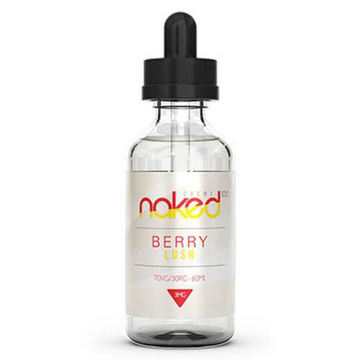 Berry Lush - Naked 100 Cream 60ml - Luxor Distro