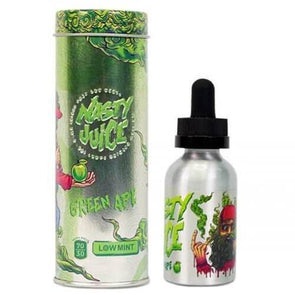 Green Ape - Nasty Juice 60ml - Luxor Distro