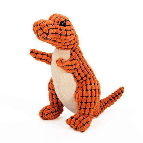 Image of Teddy le Dino (Peluche) -  - Lovely bouledogue