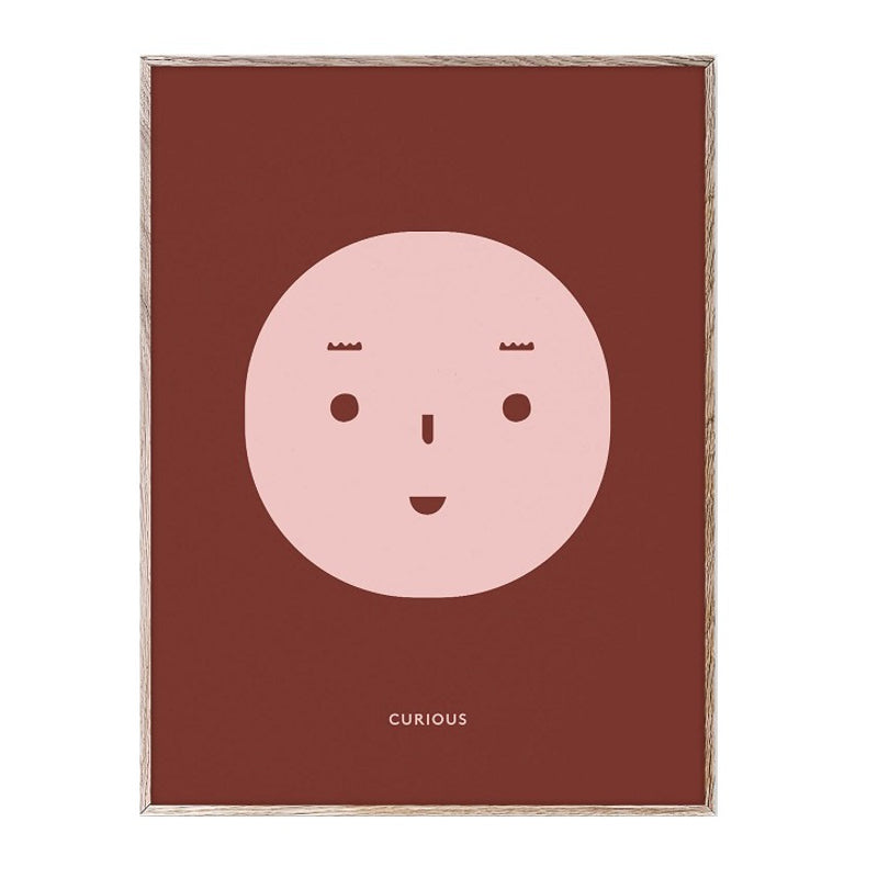 Curious Feeling Print by MADO - minifili