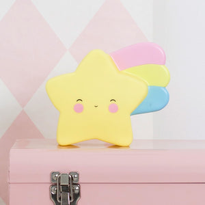 Shooting Star Money Box by A Little Lovely Company - minifili