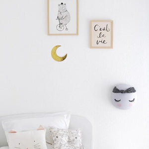 Miss Moon Wall Light by Rose in April - minifili