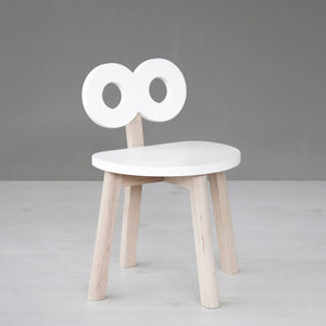 Double-O Chair White by ooh noo - minifili