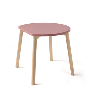 Half-Moon Table Pink by ooh noo - minifili