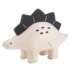 Pole Pole Wooden Animal Stegosaurus by T-Lab - minifili